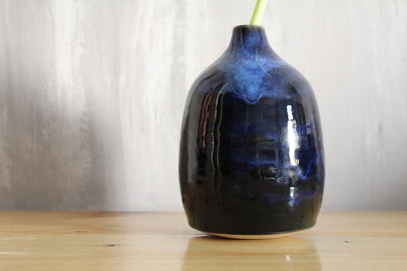Celestial Blue Vase