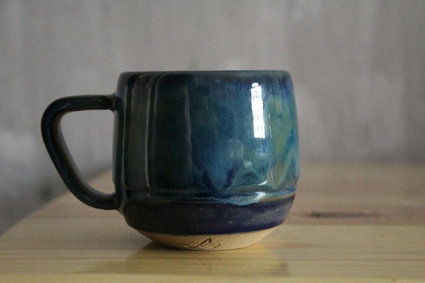 Aurora/Metalic Mug