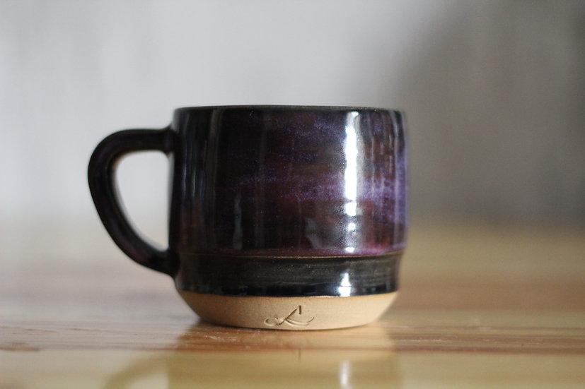 Dark Red Mug