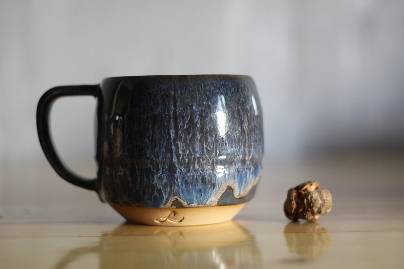 Dark Blue Orion Mug