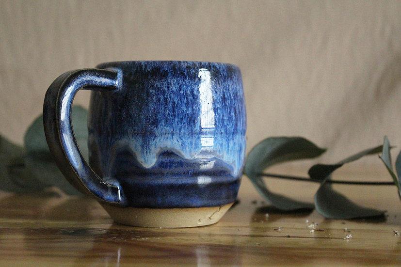 Blue Oberon Mug