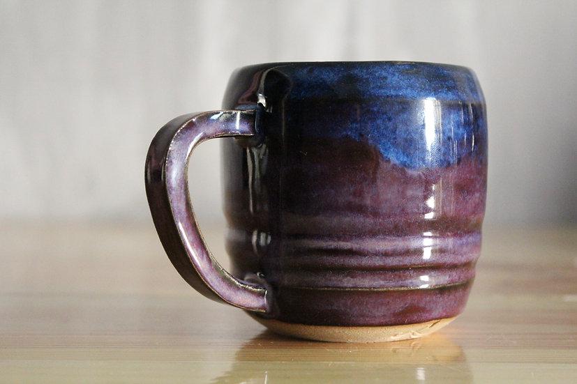 Red Nebula Mug