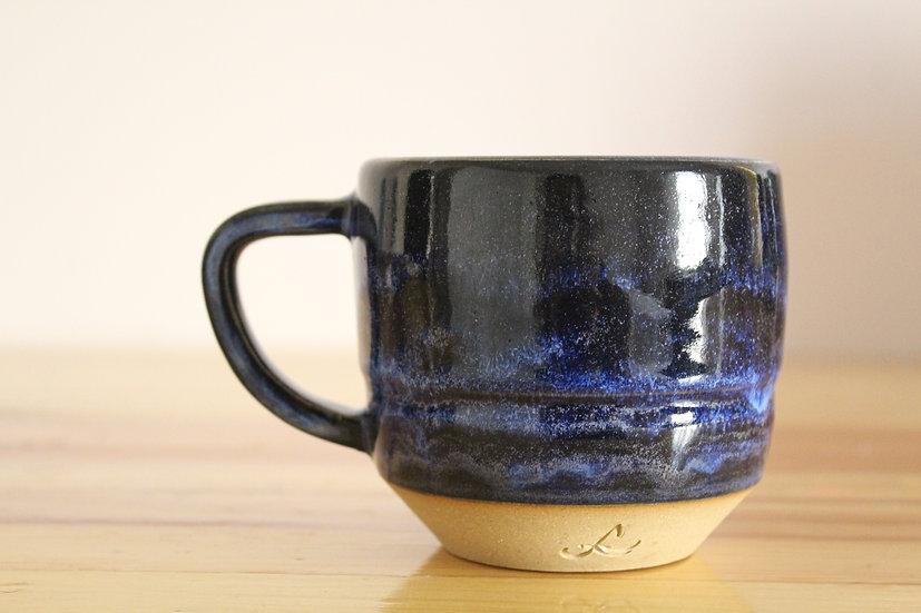 Celestial Blue Mug - 13 oz