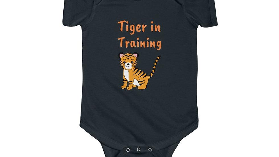 Infant Fine Jersey Bodysuit - Short Sleeve