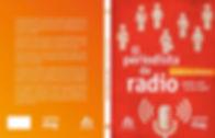 """Portada del libro """"El periodista de Radio"""" de Guillermo Orduna"""