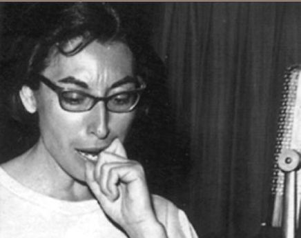 Juana Ginzo -Actriz y Locutora