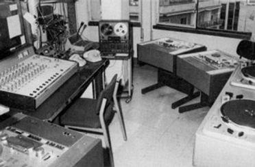 Control de radio