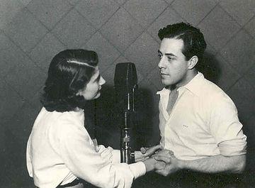 Carmen Mendoza y Pedro Pablo Ayuso