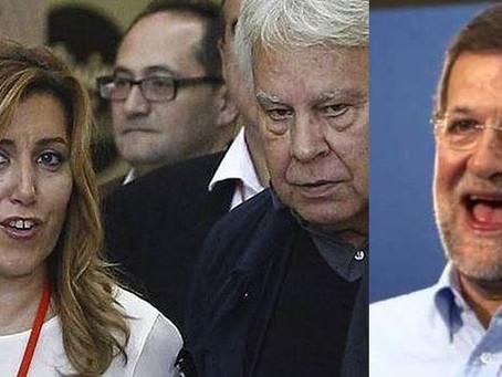 ¿Tras el golpe de Susana el de Rajoy ?