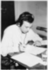 Guillermo Orduna, periodista, Director del Diario de las 2 en 1984