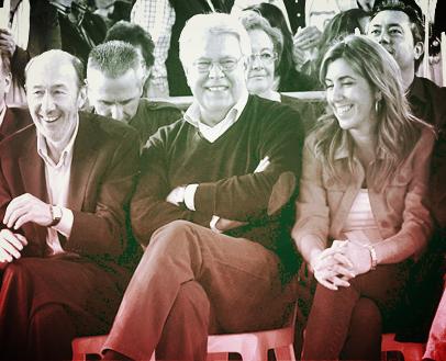 El lado oscuro del PSOE