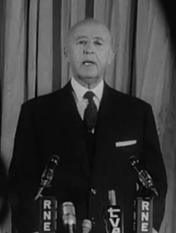 Franco microfonos TVE RNE