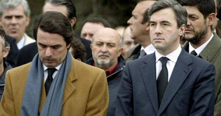 Aznar y Acebes -11-M - RNE -Guillermo Orduna