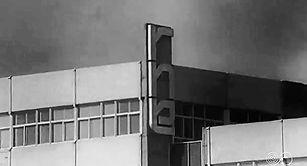 Edificio de la casa de la radio RNE