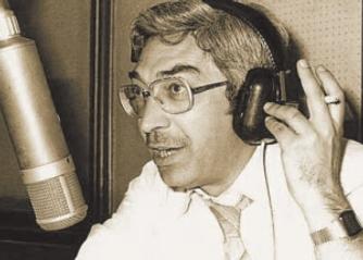 Juan Antonio Fernández Abajo -Locutor y presentador
