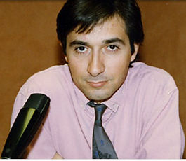 Javier Sardá en la radio