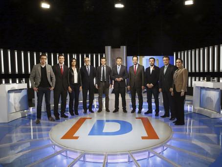 Debates y radiotelevisión pública