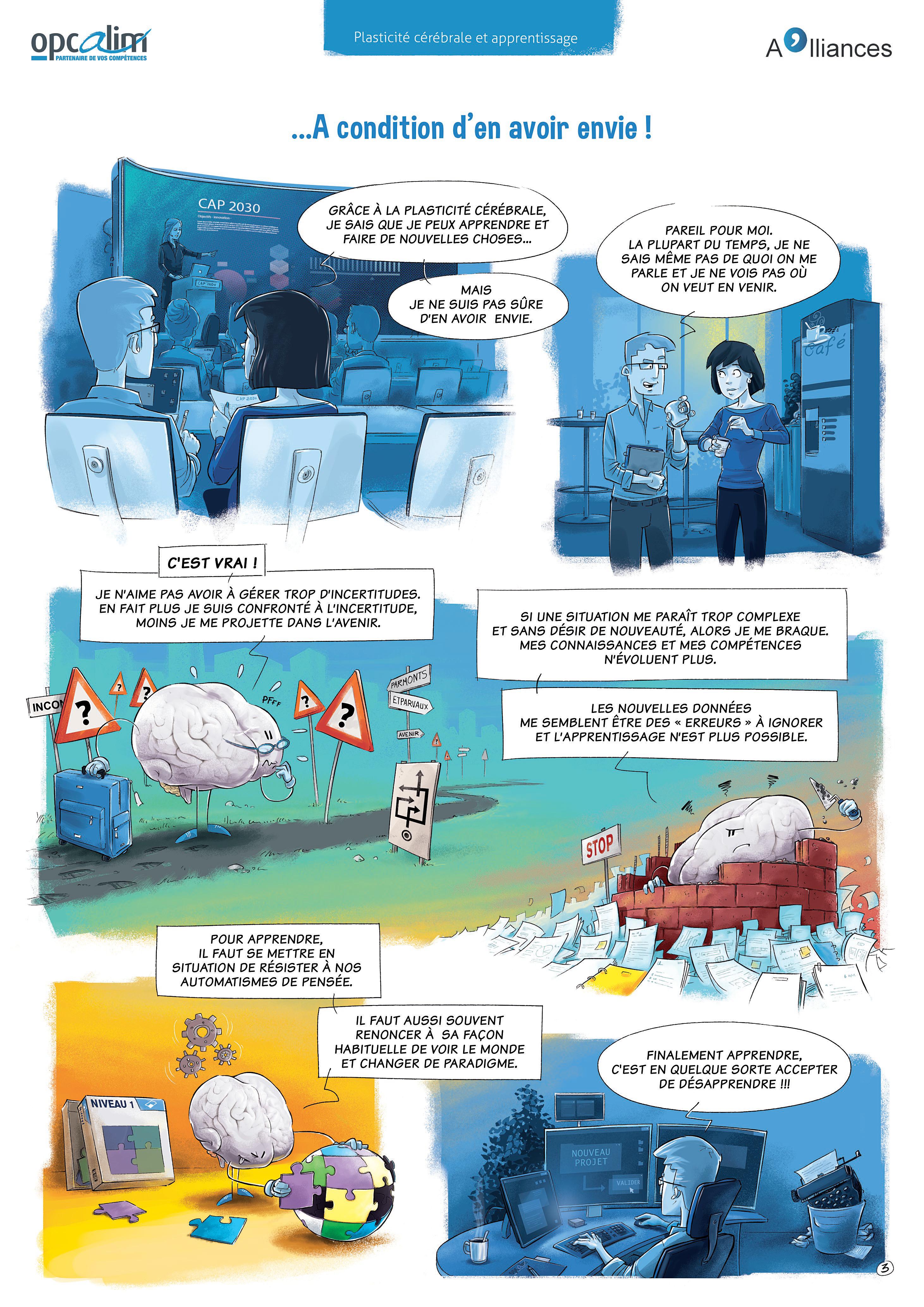 Plasticité cérébrale