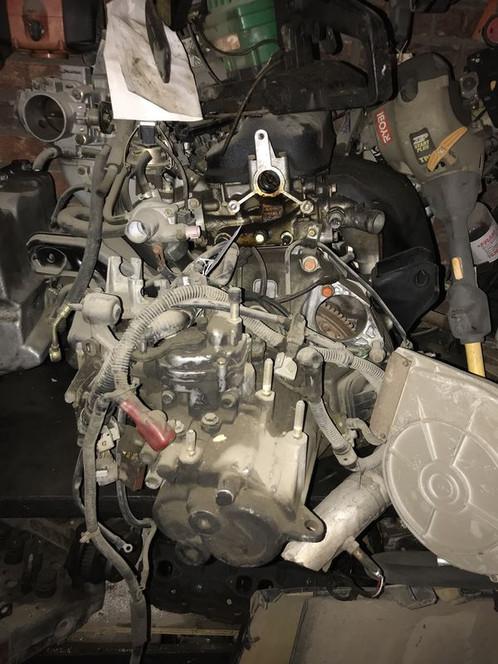 92 honda accord engine