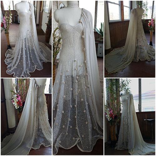 Puffy Prom Dress
