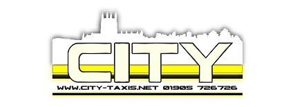 worcester taxis city taxi logo for local taxis in worcester