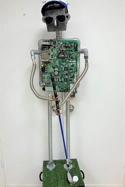 ROBOT GOLFER