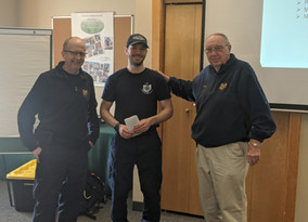 OSRT Search and Rescue Team Member Gains Top International Certification