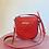 Thumbnail: Bolsa em verniz vermelho