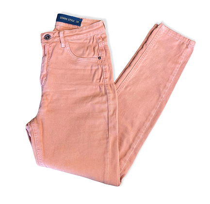 Calça jeans rosa / Oh, Boy!
