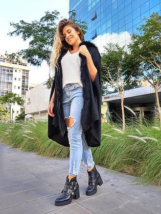 Calça jeans destoyed
