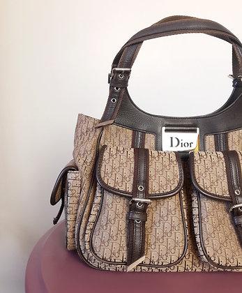 Bolsa monograma Dior