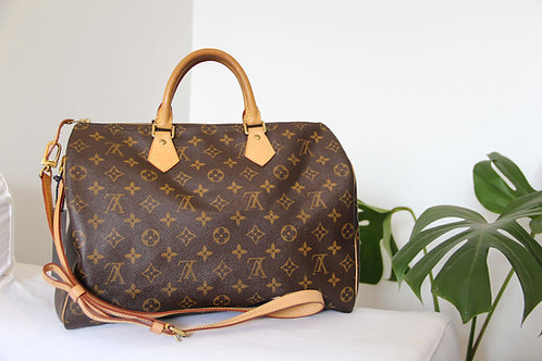 Bolsa Louis Vuitton Speedy 35 com alça
