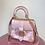 Thumbnail: Bolsa couro metalizado