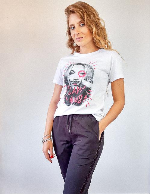 Camiseta kate moss