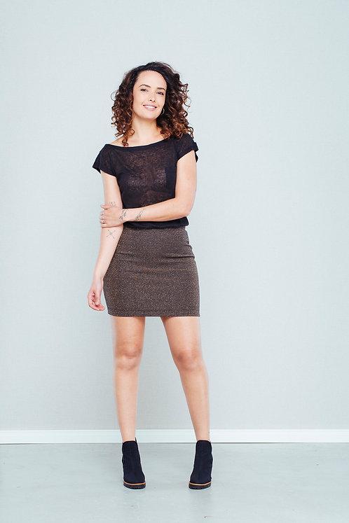 Vestido saia blusa