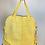 Thumbnail: Bolsa couro amarelo