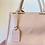 Thumbnail: Bolsa couro rosa