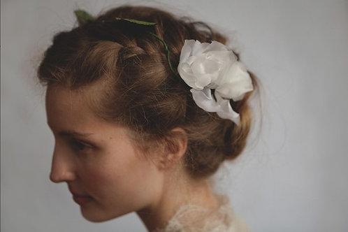 Flor para cabelo