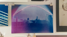 MY FIRST SOLARGRAPH EXHIBITED AT THE NATIONAL MEDIA MUSEUM IN  BRADFORD