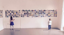 'WISH YOU WERE HERE' POSTCARD EXHIBITION AT WOODEND GALLERY IN SCARBOROUGH