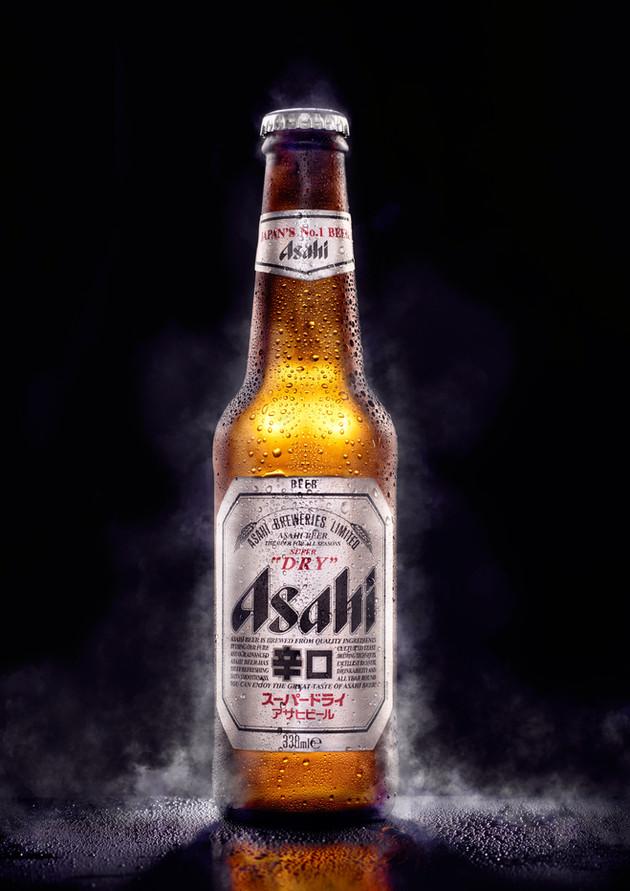 aiva grasberga, commercial asahi campaign