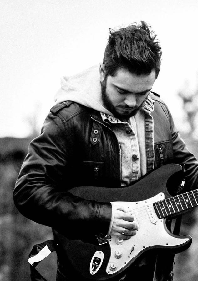 andris sīviņš band promo aiva grasberga guitar