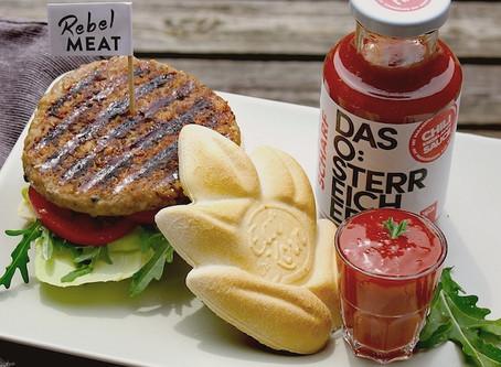Feurig scharfes Spicy-Burger Rezept