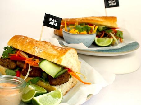 Bánh mì Rezept - Sandwich aus Vietnam
