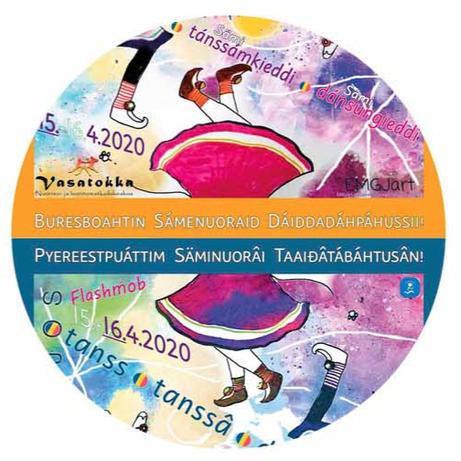 Saamelaisnuorten taidetapahtuman historiasivusto