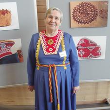 Zoja Nosova – koltansaamen uranuurtaja