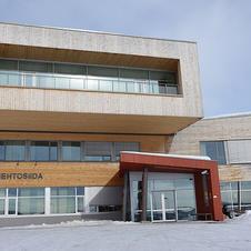 Sámi allaskuvla - Saamelainen korkeakoulu