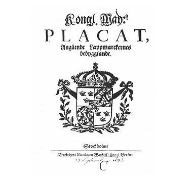 Lapin asutusplakaatit 1673 ja 1695 (1).j