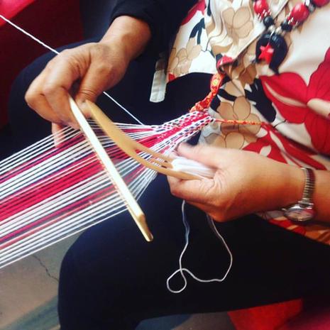 Sámi duodji - saamen käsityö