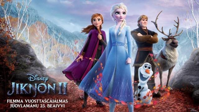 Frozen 2 Elokuva